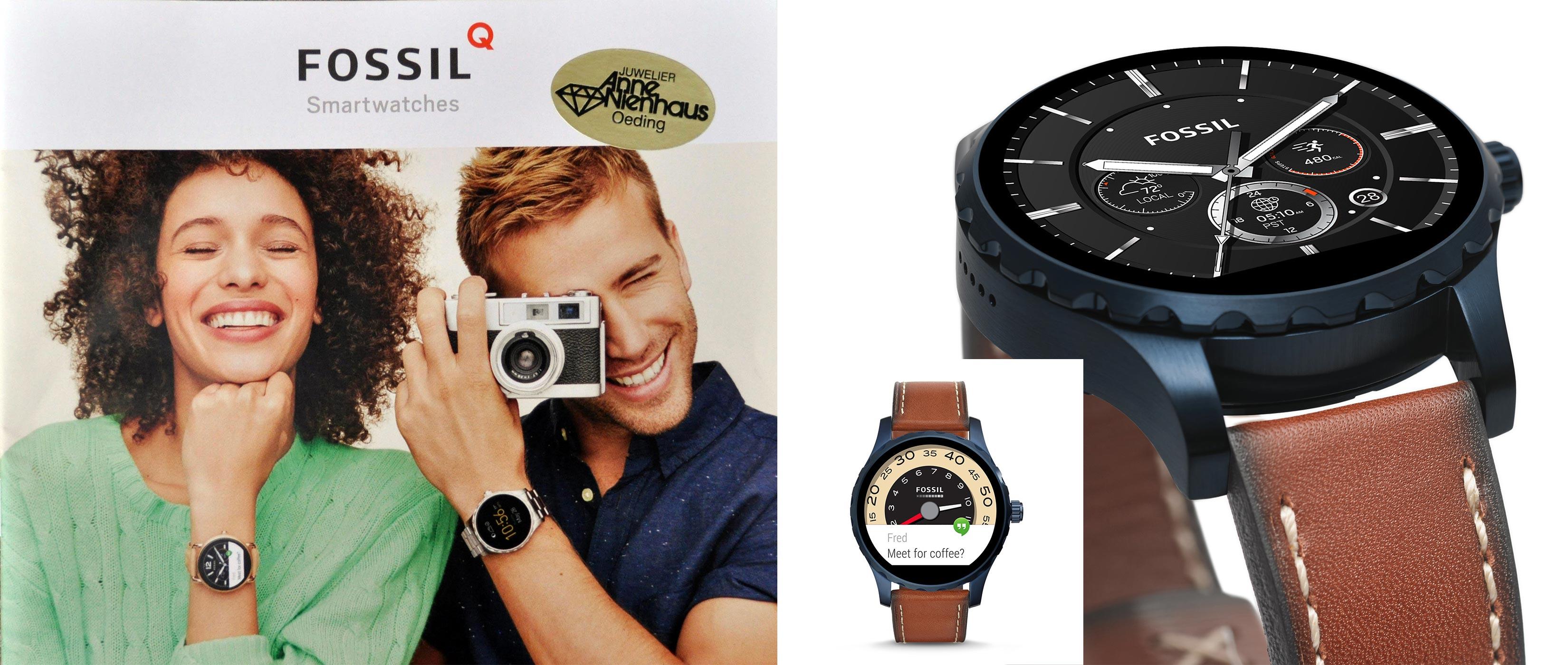 FOSSIL Q - Smartwatches