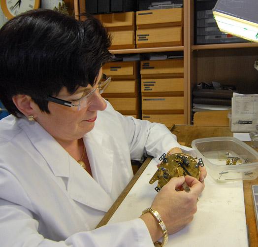 Uhrmachermeisterin Anne Nienhaus | Südlohn-Oeding (Kreis Borken)