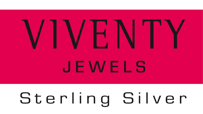 Viventy Jewels | Sterling Silver - Logo